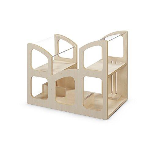 Puppenhaus Emily aus Holz - Emily Baby Möbel