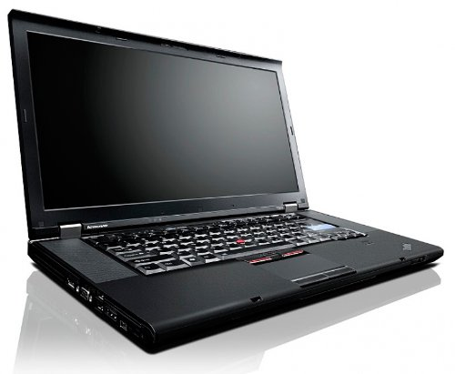 Lenovo ThinkPad T520 39,6 cm (15,6 Zoll) Laptop (Intel Core i5-2520M, 2,5GHz, 4GB RAM, 320GB HDD, Intel HD 3000, DVD, Win 7 Pro)