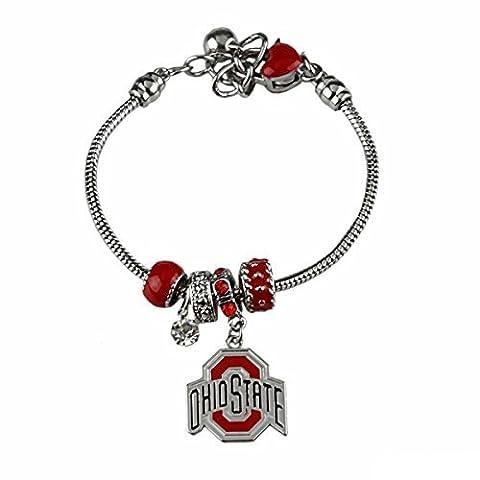 Rosemarie Collections Femme Perles Bracelet à breloques