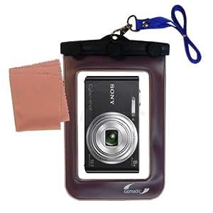La pochette étanche Clean and Dry conçue pour l'appareil photo Sony Cybershot W730 / DSC-W730