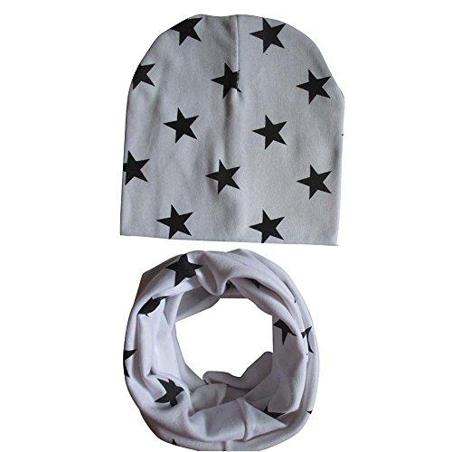 Bestanx Mode Baby Mütze Schal jungen Mädchen Kleinkinder Schal Kind Schal Hüte (Hüte Kleinkind Junge)