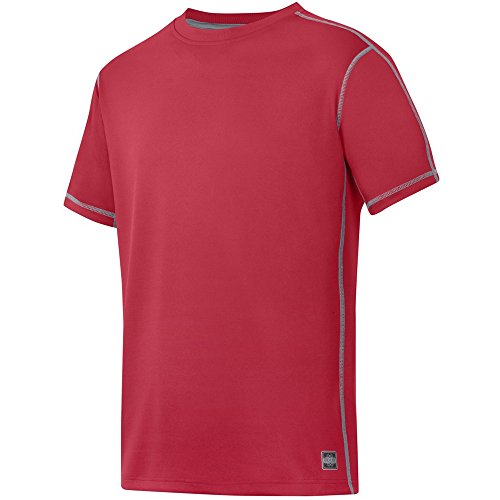 snickers-workwear-2508-camiseta-color-chili-talla-9