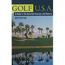 Golf USA 2001/2002: A Guide to the Best Golf Courses and Resorts (Econoguide)