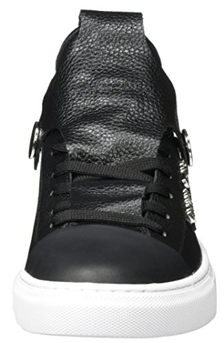 Armani Sneaker Bassa, Sneaker Basse Donna Nero (Nero)