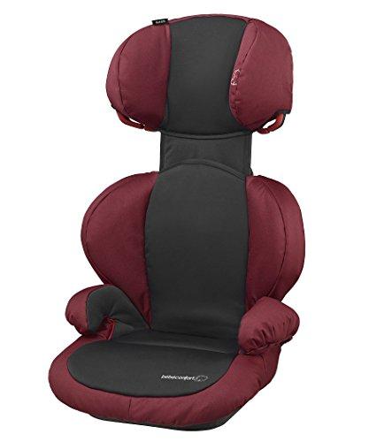 Bébé confort rodi sps seggiolino auto 15-36 kg, gruppo 2/3, 3.5-12 anni, colore pepper black