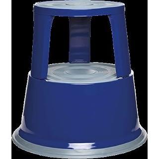 Alco 895-15 Rollhocker Metall blau