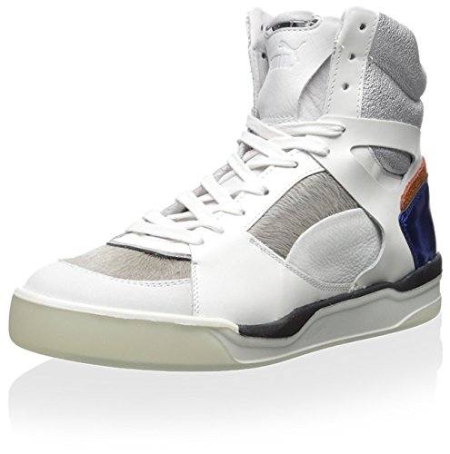 Alexander McQueen By Puma MCQ Move Mid Donna US 10 Bianco UK 7.5 EU 41