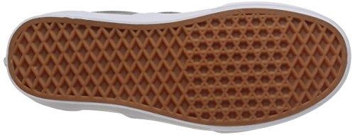 Vans Classic Slip-On, Baskets Basses Mixte Adulte Argent (Foil Metallic/Silver/True White)
