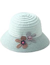 b88cab075bea0 1PCS Sombrero Niños Verano Sombrero de Paja Bebé Hembra Sombrero Fresco  Pescador Sombrero Moda