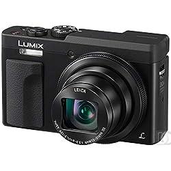"""Panasonic Lumix DC-TZ90 Appareil-Photo Compact 20,3 MP 1/2.3"""" MOS 5184 x 3888 Pixels Noir - Appareils Photos numériques (20,3 MP, 5184 x 3888 Pixels, MOS, 30x, 4K Ultra HD, Noir)"""