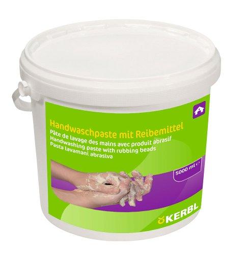 Kerbl 151171 Handwaschpaste mit Reibemittel 5000 ml