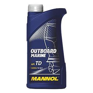 MANNOL OUTBOARD Marine API TD, 1L pas cher
