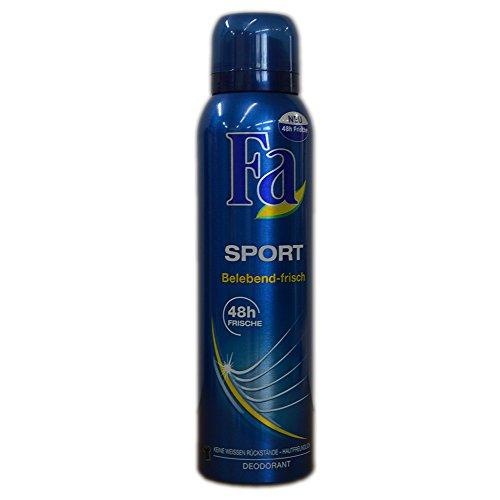 Fa Sport Belebend Frisch (150ml Deospray)