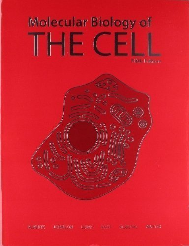 Molecular Biology of the Cell 5E 5th (fifth) Edition by Alberts, Bruce, Johnson, Alexander, Lewis, Julian, Raff, Mar published by Garland Science (2008)