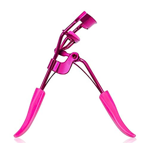 XJoel Frauen-Augen-Peitsche-Lockenwickler Lady Wunderbare Pro Halmauge Lashes Curling-Schönheits-Werkzeuge Red