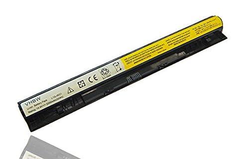 Vhbw batterie 2200mAh (14,4 v) pour ordinateur portable lenovo ideaPad g, g, 50–45 50–30 g, g 50–70 50–70A g50–70 g/m, 50–75 g, comme l12L4A02 g500s 50–80, l12L4E01.