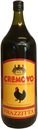 Marsala Cremovo FRAZZITTA 2 L - Vino Aromatizzato all´Uovo - Aromatisierter Wein mit Ei 14,8 {209aa22f45104fbb1aa7535bc36a2fa03aa0e6e28fc67b0feb91adf0865b8556} Vol. aus Italien