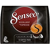 Senseo Typ Espresso, 12 Kaffee Pads, 5er Pack (5 x 95 g)