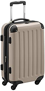 HAUPTSTADTKOFFER - Alex- Carry on luggage On-Board Suitcase Bag Hardside Spinner Trolley 4 Wheel Expandable, 55cm, champagne (B007RE3L6C) | Amazon price tracker / tracking, Amazon price history charts, Amazon price watches, Amazon price drop alerts