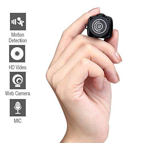 Versteckte Kamera-tasche (Oumeiou neue kleine Tasche Mini Kamera Camcorder Video Recorder DVR Spion versteckte Pinhole Web Cam für persönliche Home Security)