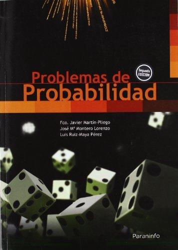 Problemas de probabilidad por FRANCISCO JAVIER MARTÍN PLIEGO
