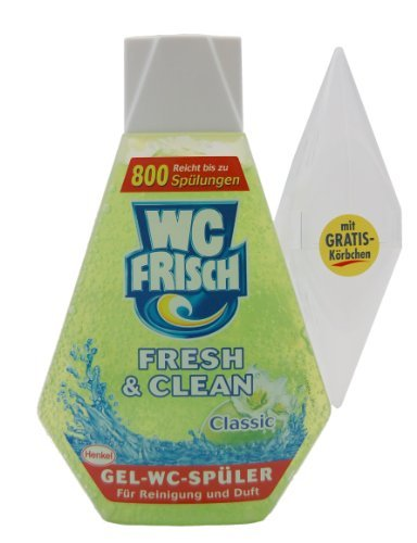 WC FRESH&CLEAN CLASSIC NF200ML