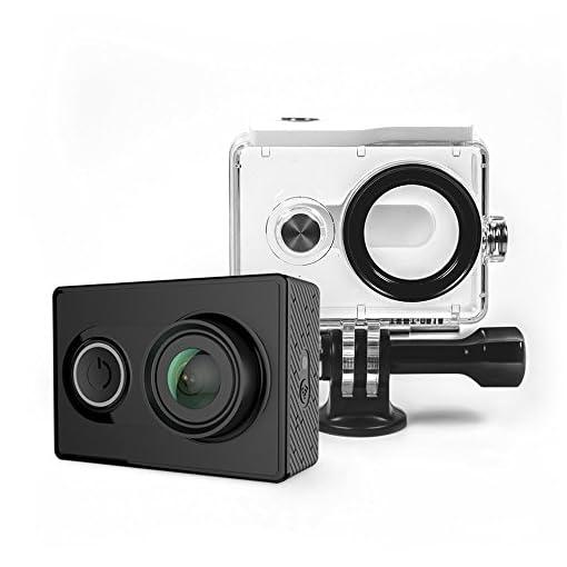 YI Action Camera azione con custodia impermeabile versione EU