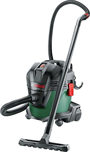 Bosch UniversalVac 15 Wet and Dry Vacuum Cleaner with Blowing Function