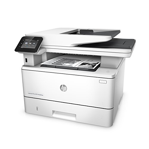 HP MFP M426fdw LaserJet Pro Printer - White