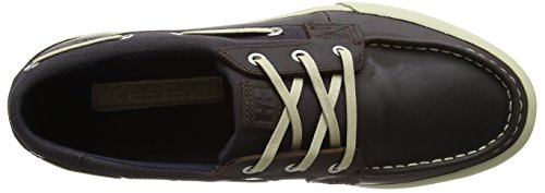 Helly Hansen 11204_742-8.5, Scarpe da barca Uomo Marrone (Brown)