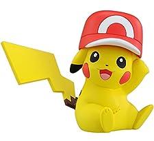 """Takaratomy Pokemon X & Y MC-069 - 2"""" Pikachu with Hat Mini Figure"""