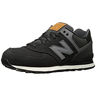 New Balance, Herren Sneaker, Schwarz (Black), 44 EU (9.5 UK)
