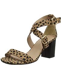 a464c0056cebe New Look Women s Wide Foot Power Open Toe Heels