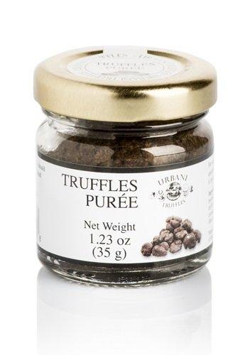 Urbani Tartufi Puré estivi - pürierte, schwarze Trüffel, 1er Pack (1 x 35 g)