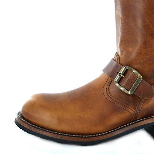 Sendra Boots Bikerstiefel 2944 Engineerstiefel (in drei Farben) Tang