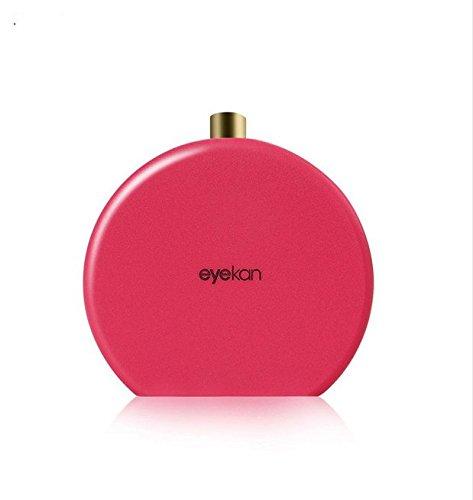lentillero Etui Kontaktlinsen Design Perfume Pink Komplettes Reisen, Fitnessstudio, Rucksack, Handtasche, Camping, Fiesta, Auto, alle Gelegenheiten chipyhome Nachtwäsche