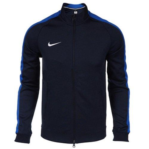 NIKE Herren Trainingsjacke Team Authentic N98 Blau (Obsidian/Königsblau/Weiß)