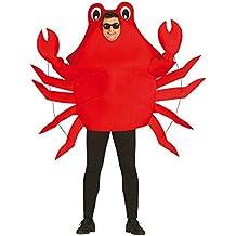 Disfraz cangrejo para adulto - Único, L