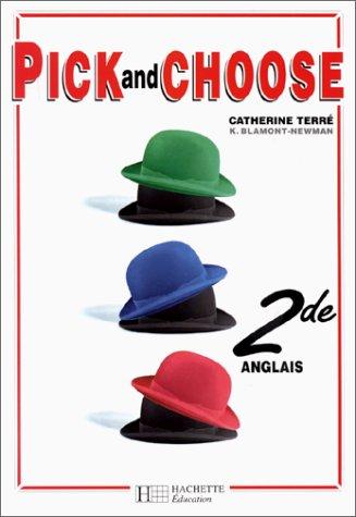 Pick and Choose, 2e. Ancienne édition 1994 par Terré