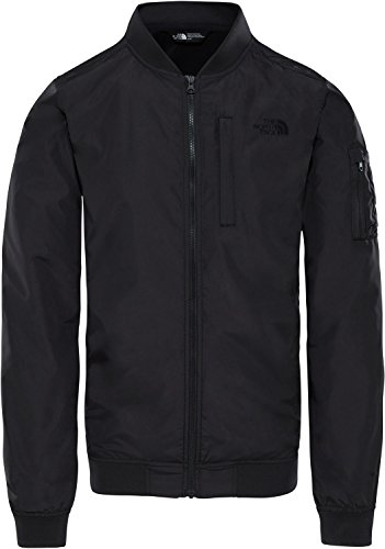 The North Face Meaford Bomber Jacke Herren M (North Face Jacket Track)