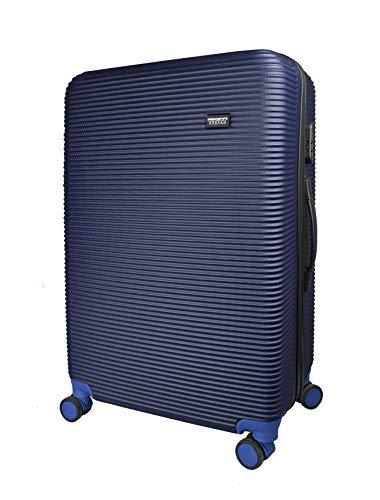 Proffi Trolley HARDCASE Marineblau L 28' 120 Koffer. Navy Rolling Suitcase