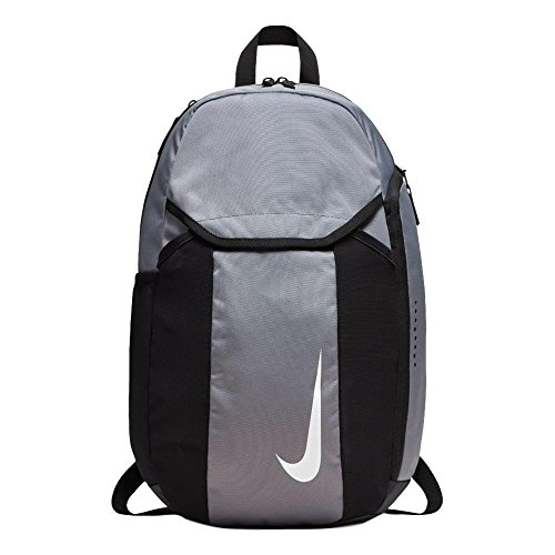 Nike NK ACDMY Team BKPK, Sac à dos de sport Mixte Adulte, Multicolore (Cool Gry/Blck/Whit), 24x36x45 centimeters (W x H x L)