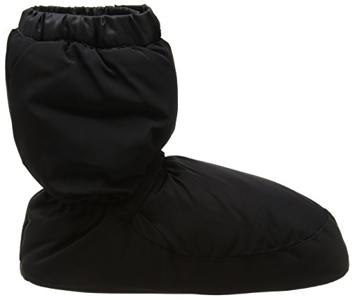 Bloch Warm Up Bootie, Stivali donna Nero (Black)