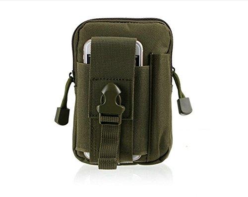 MOACC Tactical Taschen Mehrzweck-Taille Tasche Universal Outdoor Utility Pouch Radfahren Camping Wandern Reise Kompakt kompatibel Armee Taschen, Army (Australian Outfit)