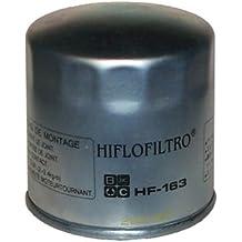 HiFlo HF163 Filtro olio bianco di zinco