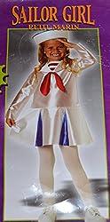 PMG Halloween Sailor Girl Halloween Costume NIP Large 4T-6T