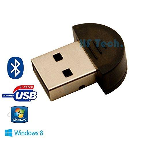 HF Mini Bluetooth Adapter/USB 2.0to Bluetooth V2.0EDR/adatto anche per vista/USB V1.1e v2.0/Chip: Broadcom compatibili 2045/portata 10metri