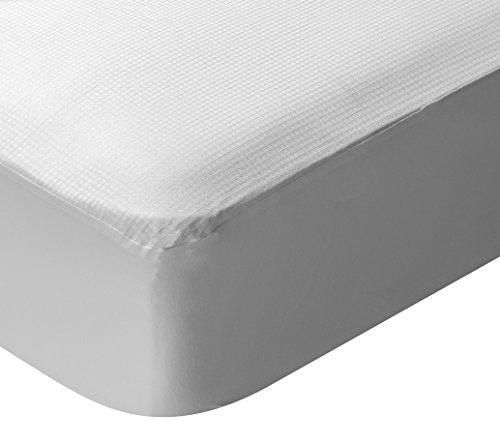 Pikolin Home - Protector de colchón, termorregulador, transpirable, 90x190/200cm-Cama 90 (Todas las medidas)