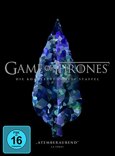 game of thrones 6 staffel Game of Thrones - Staffel 5 (Digipack + Bonusdisc) (exklusiv bei Amazon.de) [Limited Edition] [6 DVDs]