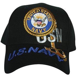 nero-us-navy-simbolo-ricamato-deluxe-3-d-palla-cap-berretto-regolabile